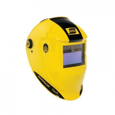 CARETA FOTOSENSIBLE WARRIOR TECH 9-13 / AMARILLA ESAB