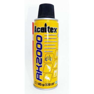 ACEITEX RK2000 SUPER LUB. ANTICOR. 220 CM3