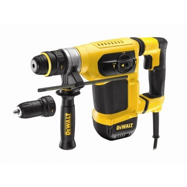 ROTOMARTILLO COMBINADO D25414 C/KIT SDS PLUS DeWALT