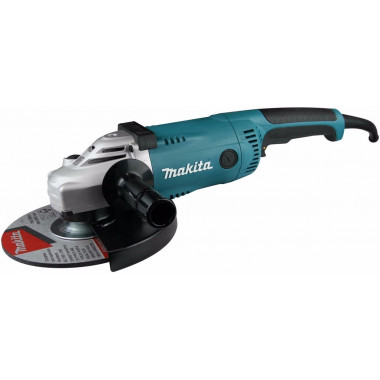 "AMOLADORA ANGULAR - GA7020 7"" - 2200 W - 8500 RPM MAKITA"