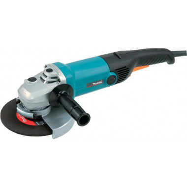 "AMOLADORA ANGULAR - GA7030 7"" - 2400 W - 8500 RPM MAKITA"