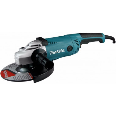 "AMOLADORA ANGULAR - GA9020 9"" - 2200 W - 6600 RPM MAKITA"