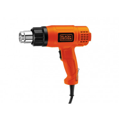 PISTOLA DE CALOR HG1500 1500 W BLACK & DECKER