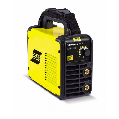EQUIPO INVERTER HANDY ARC 140i 140 AMP. - 3 KG.