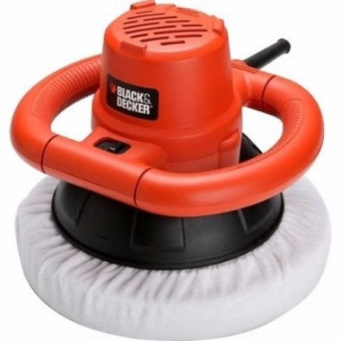 PULIDORA ORBITAL 120W BLACK & DECKER