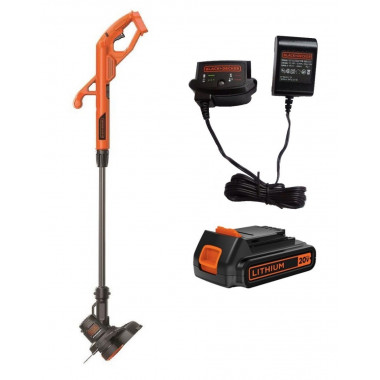 BORDEADORA INALAMBRICA BLACK & DECKER