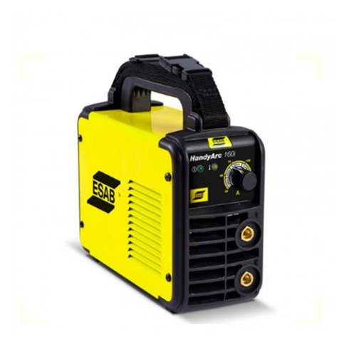 EQUIPO INVERTER HANDY ARC 160i 160 AMP. - 3 KG.