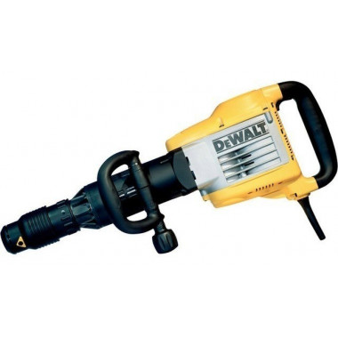 MARTILLO DEMOLEDOR HEX 19 1600 W - 30.5 J - 12.5 KG. DEWALT