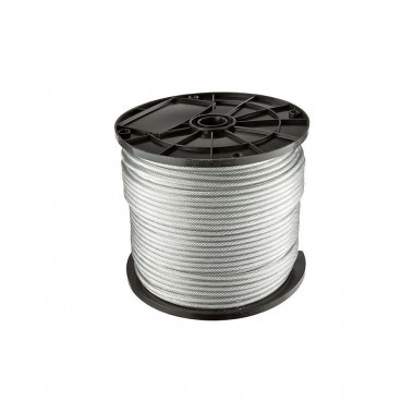 CABLE DE ACERO GALVANIZADO 7 X 7 AAC - 1.5 MM. IPH