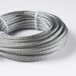 CABLE DE ACERO NATURAL 19 X 7 AG. AAC RD - 11 MM. IPH