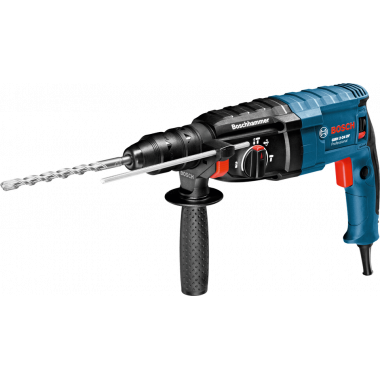 MARTILLO PERFORADOR SDS PLUS GBH 2-24 DF - C/REV 800 W / 2.4 J - 2.4 KG. BOSCH