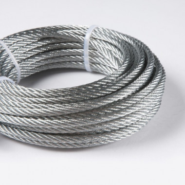 CABLE DE ACERO NATURAL 6 X 36 WS + 1 AAC RD - 14 MM. IPH