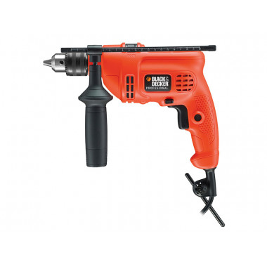 TALADRO C/PERCUTOR TM600-AR 13 MM - 600 W BLACK & DECKER