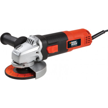 "AMOLADORA ANGULAR G720N 4.1/2"" - 820 W - 11000 RPM BLACK & DECKER"