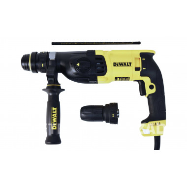 ROTOMARTILLO SDS PLUS D25134K 28 MM - 800W - 3.0 J DeWALT