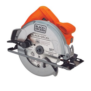 SIERRA CIRCULAR - CS1004 BLACK & DECKER